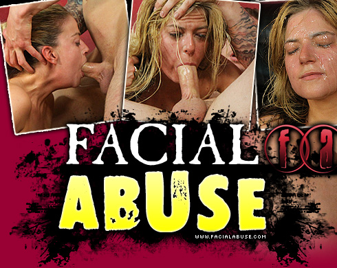 Facial Abuse Destroyes Lilly Ligotage